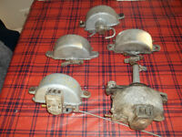 LOT 5 MOTOR WIPER VACUMM ( 1930-40 )
