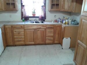 For Sale Kitchen Cupboards