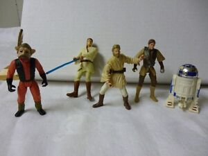 Vintage Star Wars Action Figures 1995 and up London Ontario image 6