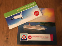 7-Night Carnival Cruise Package For Two