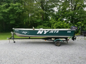 16ft Starcraft Fishing Package