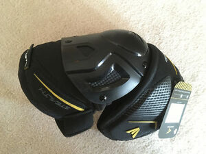 Easton Stealth Lacrosse elbow Arm Guards protectors