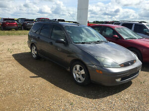 2004 Ford Focus ZTW Wagon