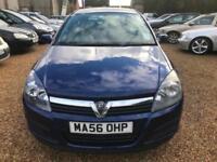 2006 Vauxhall Astra 1.6i 16v ( a/c ) Life - MOT 12/12/2018