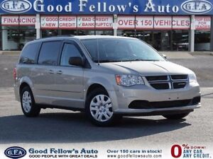 2014 Dodge Caravan SXT MODEL, 7 PASS, 6 CYL, 3.6 L, STOW & GO SE