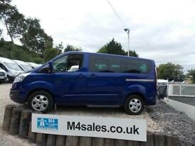Ford Tourneo Custom 310 Titanium Tdci SWB 2.0 Manual Diesel