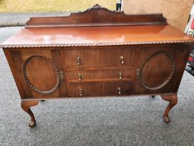 Mahogany vintage Sideboard, can deliver