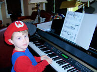 Piano Lessons for Children-Now Registering For Fall!