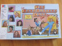 Vintage The Babysitter's Club Game