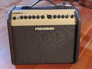For Sale - Fishman Loudbox Acoustic Amp
