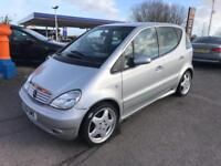 Mercedes-Benz A160 1.6 Avantgarde Autumn 73,000 Miles AMG alloy wheels