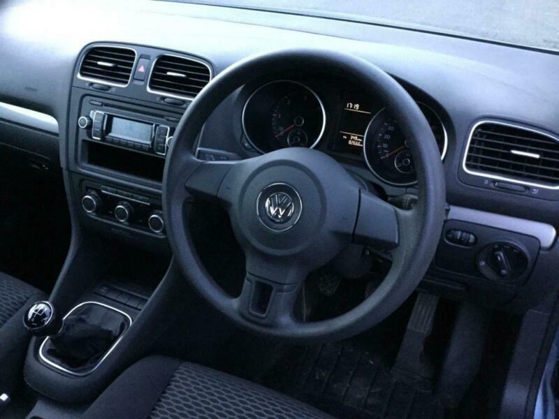 2009 Volkswagen Golf 1.6 TDI S 3dr Hatchback Diesel Manual