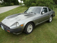 1979 Datsun 280 ZX - Immaculate rust free Southern 2'nd owner