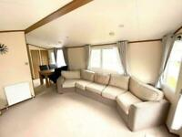 HIGH SPEC STATIC CARAVN FOR SALE CHEAP/SITE FEES FROM £2,400