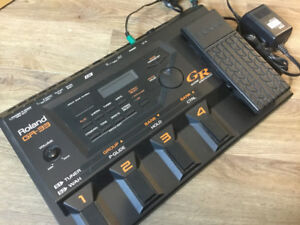 Roland G-33 Guitar Synthesizer Command Centre