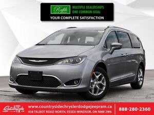 2019 Chrysler Pacifica Touring-L  - Leather Seats