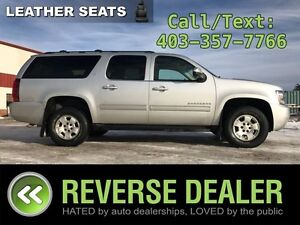 2011 Chevrolet Suburban LT   Leather, Sunroof, Captain Chairs, 7