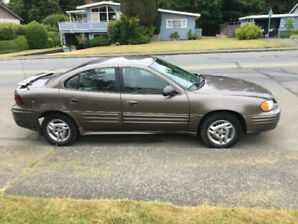 2002 Pontiac Grand Am For Sale