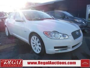 2011 JAGUAR XF LUXURY 4D SEDAN LUXURY