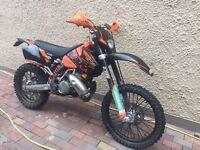 KTM EXC250 2006
