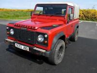 Land Rover Defender 90 Ht 2.5P 95 Light 4X4 Utility 2.5 Manual Petrol