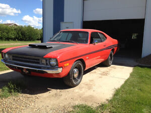 72 DEMON- Trade for newer Challenger or 67 to 87 chev shortbox