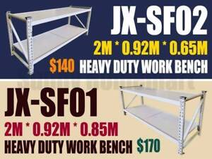 NEW Heavy Duty Steel Work Bench Garage Warehouse Bayswater Knox Area Preview