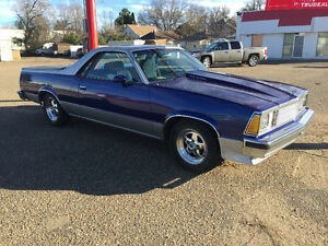 1981 Royal Knight El Camino