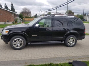 2006 Ford Explorer Limited SUV, Crossover