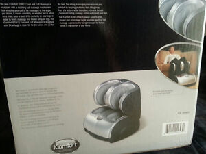 iComfort Calf and Foot Massager