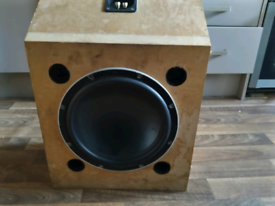 High End SQ DSL Subwoofer
