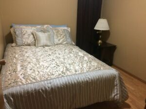 A furnished room in a large house (East Regina)