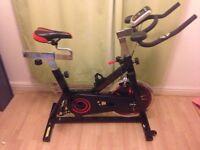 Salus indoor S-spin bike