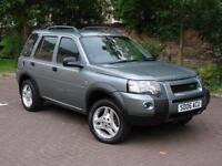 EXCELLENT DIESEL!! 2006 LAND ROVER FREELANDER 2.0 Td4 FREESTYLE 5dr HALF LEATHER