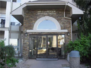 1 Bedroom/ 1 Bathroom 320 Clareview station drive