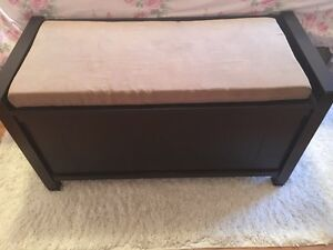 Storage bench for sale