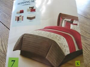 King Size Bedding Set