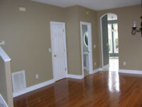 Real deal 50% off all interior painting job  Book now Save money