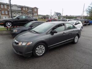 Honda Civic Sdn DX 2010