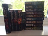 Set of 14 Patricia Cornwell books