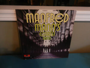 Vinyl Record/LP Manfred Mann's Earth Band Self Titled 1972