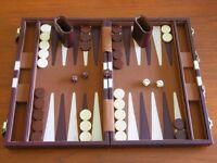 Backgammon in Midlothian
