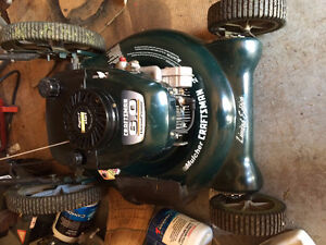 Craftsman 6hp lawnmower with bag