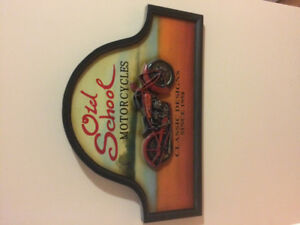 Indian Motorcycle wall Decor