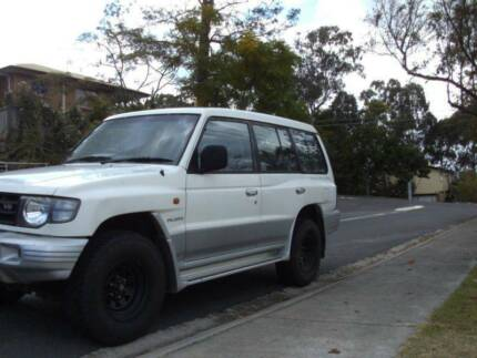 Swapping a 9⁄1997 Pajero wide body 7 seater auto, 6 months rego Kingston Logan Area Preview