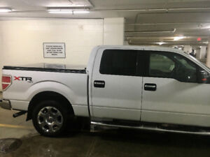 """Reduced 2010 Ford F-150 XTR  with 2 sets of 20""""rims & tires"""