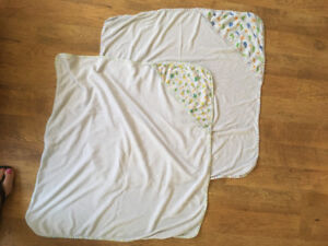 Hooded Towels - for baby