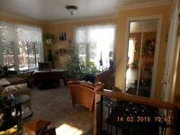 Maison à vendre bord de l'eau, Lac-Noir à 25 minutes de Rimouski