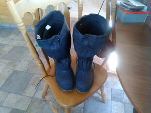 Baffin Steel toe driller boots