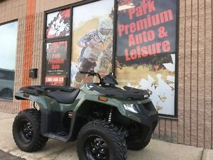 NEW 2016 Arctic Cat Alterra 450, 4X4 for only $59 Bi-Weekly!!